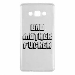 Чехол для Samsung A7 2015 Bad Mother F*cker