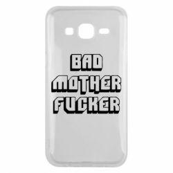 Чехол для Samsung J5 2015 Bad Mother F*cker