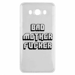 Чехол для Samsung J7 2016 Bad Mother F*cker
