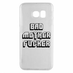 Чехол для Samsung S6 EDGE Bad Mother F*cker