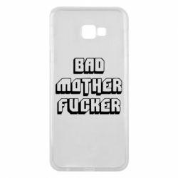 Чехол для Samsung J4 Plus 2018 Bad Mother F*cker
