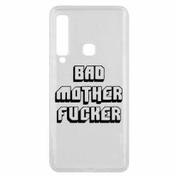 Чехол для Samsung A9 2018 Bad Mother F*cker
