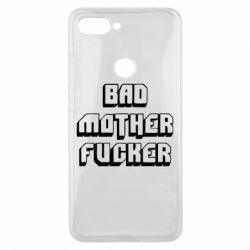 Чехол для Xiaomi Mi8 Lite Bad Mother F*cker