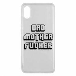 Чехол для Xiaomi Mi8 Pro Bad Mother F*cker