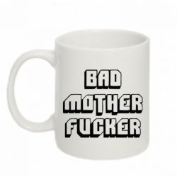 Кружка 320ml Bad Mother F*cker - FatLine