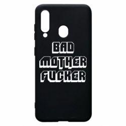 Чехол для Samsung A60 Bad Mother F*cker
