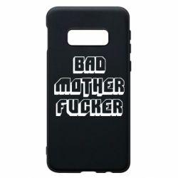 Чехол для Samsung S10e Bad Mother F*cker