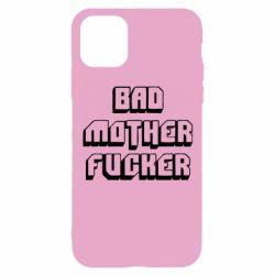 Чехол для iPhone 11 Pro Bad Mother F*cker
