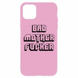 Чехол для iPhone 11 Pro Max Bad Mother F*cker