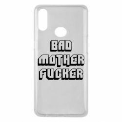 Чехол для Samsung A10s Bad Mother F*cker