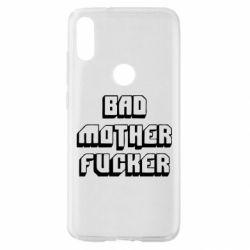 Чехол для Xiaomi Mi Play Bad Mother F*cker