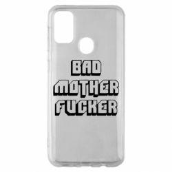 Чехол для Samsung M30s Bad Mother F*cker