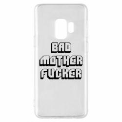 Чехол для Samsung S9 Bad Mother F*cker