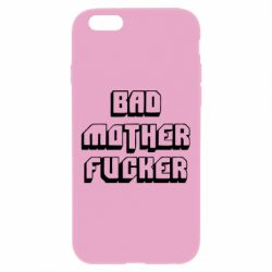 Чехол для iPhone 6 Plus/6S Plus Bad Mother F*cker