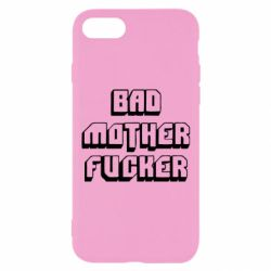 Чехол для iPhone 7 Bad Mother F*cker