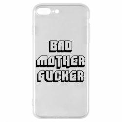 Чехол для iPhone 7 Plus Bad Mother F*cker