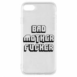 Чехол для iPhone 8 Bad Mother F*cker
