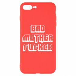 Чехол для iPhone 8 Plus Bad Mother F*cker