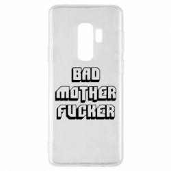 Чехол для Samsung S9+ Bad Mother F*cker