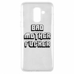 Чехол для Samsung A6+ 2018 Bad Mother F*cker