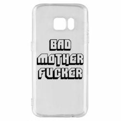 Чехол для Samsung S7 Bad Mother F*cker