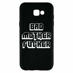 Чехол для Samsung A7 2017 Bad Mother F*cker