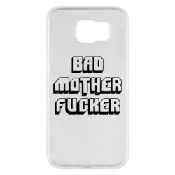 Чехол для Samsung S6 Bad Mother F*cker