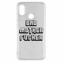 Чехол для Xiaomi Mi8 Bad Mother F*cker