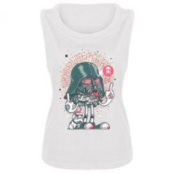 Женская майка Bad Vader
