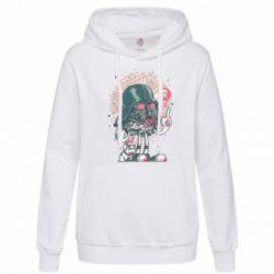 Женская толстовка Bad Vader
