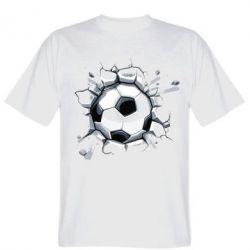 Футболка Ball in the asphalt