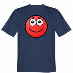Чоловіча футболка Ball with smile