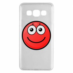 Чохол для Samsung A3 2015 Ball with smile