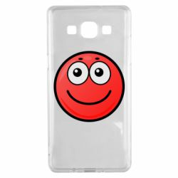 Чохол для Samsung A5 2015 Ball with smile