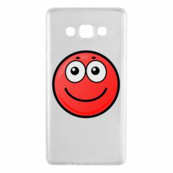 Чохол для Samsung A7 2015 Ball with smile