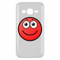 Чохол для Samsung J2 2015 Ball with smile
