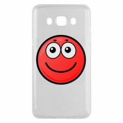 Чохол для Samsung J5 2016 Ball with smile