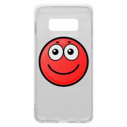 Чохол для Samsung S10e Ball with smile