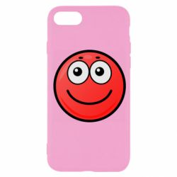 Чохол для iPhone 7 Ball with smile