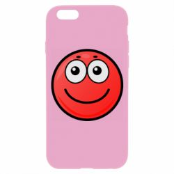 Чохол для iPhone 6/6S Ball with smile