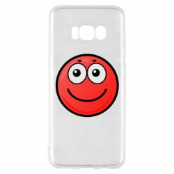 Чохол для Samsung S8 Ball with smile
