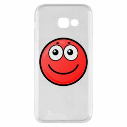 Чохол для Samsung A5 2017 Ball with smile