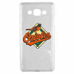 Чохол для Samsung A5 2015 Baltimore Orioles