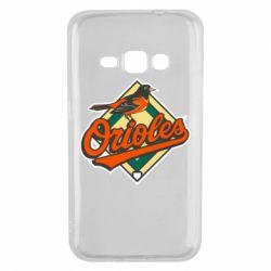 Чохол для Samsung J1 2016 Baltimore Orioles