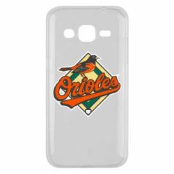 Чохол для Samsung J2 2015 Baltimore Orioles