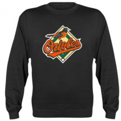Реглан (свитшот) Baltimore Orioles - FatLine