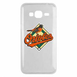 Чохол для Samsung J3 2016 Baltimore Orioles