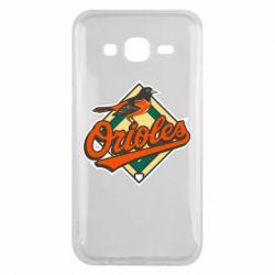 Чохол для Samsung J5 2015 Baltimore Orioles