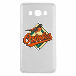 Чохол для Samsung J5 2016 Baltimore Orioles