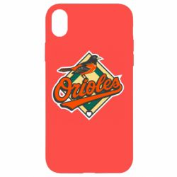 Чохол для iPhone XR Baltimore Orioles